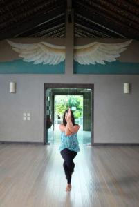 Yoga at Cuatro Vientos Yoga Studio